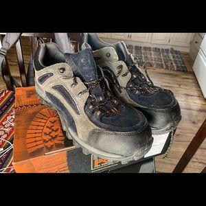 Timberland Mudsill steel toe shoes